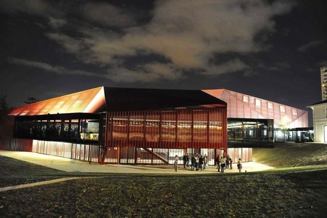 Bordeaux 1 Le Rocher de Palmer © Musiques de Nuit